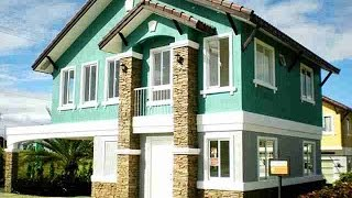 House And Lot For Sale In The Philippines Vivienne (turned Over Unit)