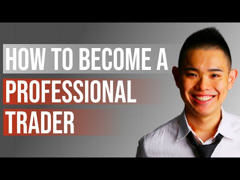How To Become A Professional Trader (It's Not What You Think)