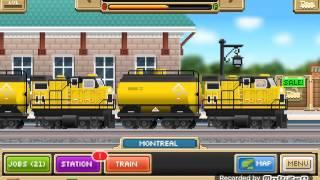 Pocket train freighter 2 train(10)