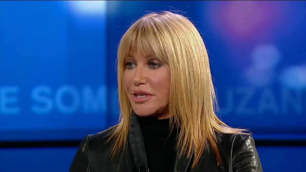 Ava Devine george tonight: suzanne somers   george stroumboulopoulos tonight   cbc