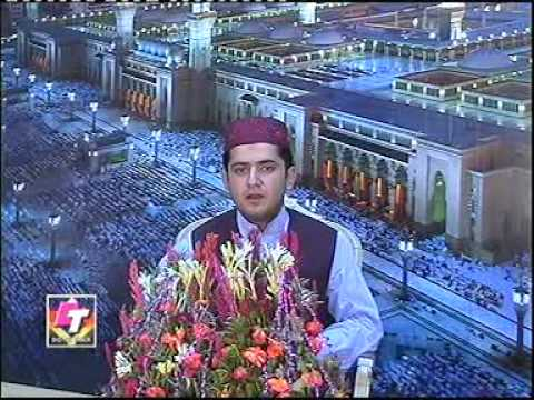 urdu naat(marhaba kaya roza e sarkar)by Hassaan Hamdani
