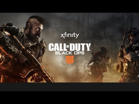 CALL OF DUTY BLACK OPS 4 PRIVATE BETA ACCESS FOR XFINITY CUSTOMERS
