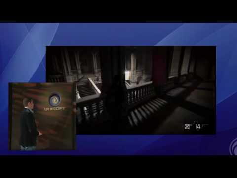 E3 '09 | Ubisoft Press Conference: Splinter Cell Conviction