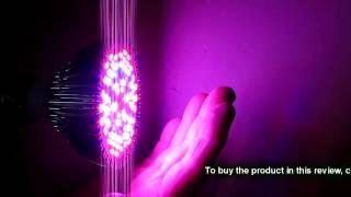 REVIEW 15W Full Spectrum Led Grow Light Bulb for Planting