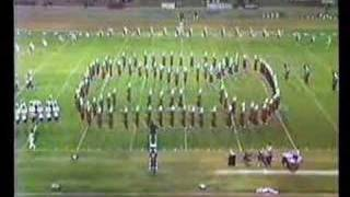 Mater Dei H.S. Marching Band Pt1@1985 Azusa Field Tournament