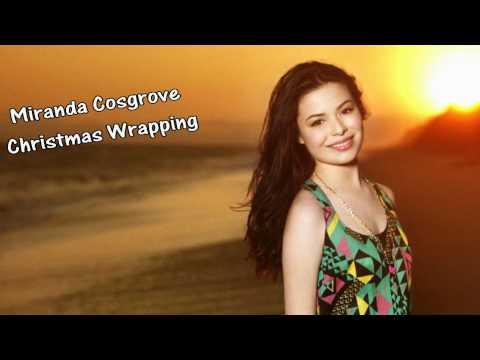 """Christmas Wrapping"" - Miranda Cosgrove [HQ]"
