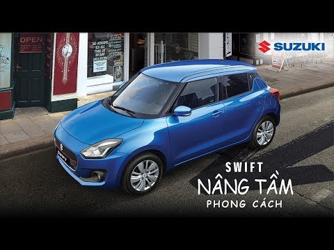 SUZUKI - THE ALL NEW SWIFT 2018 - TVC 10s