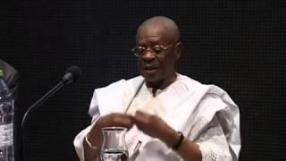 Lintervention Du Prof Bwemba Bong à Anvers Le 1er Juin 2013
