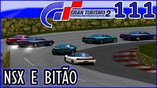 EVENTO DA MARCA HONDA: NSX e BITÃO - Gran Turismo 2  #111
