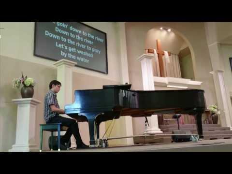 Ethan Gong improvises The River by Jordan Feliz