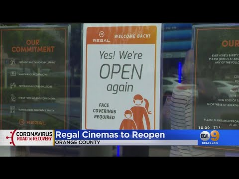 Orange County Movie Theaters Reopen For First Time Since March