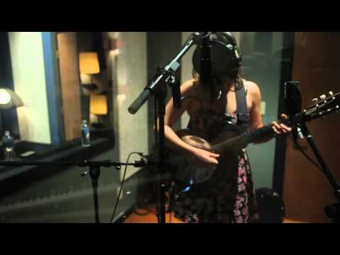 Angela Perley live at Earthwork