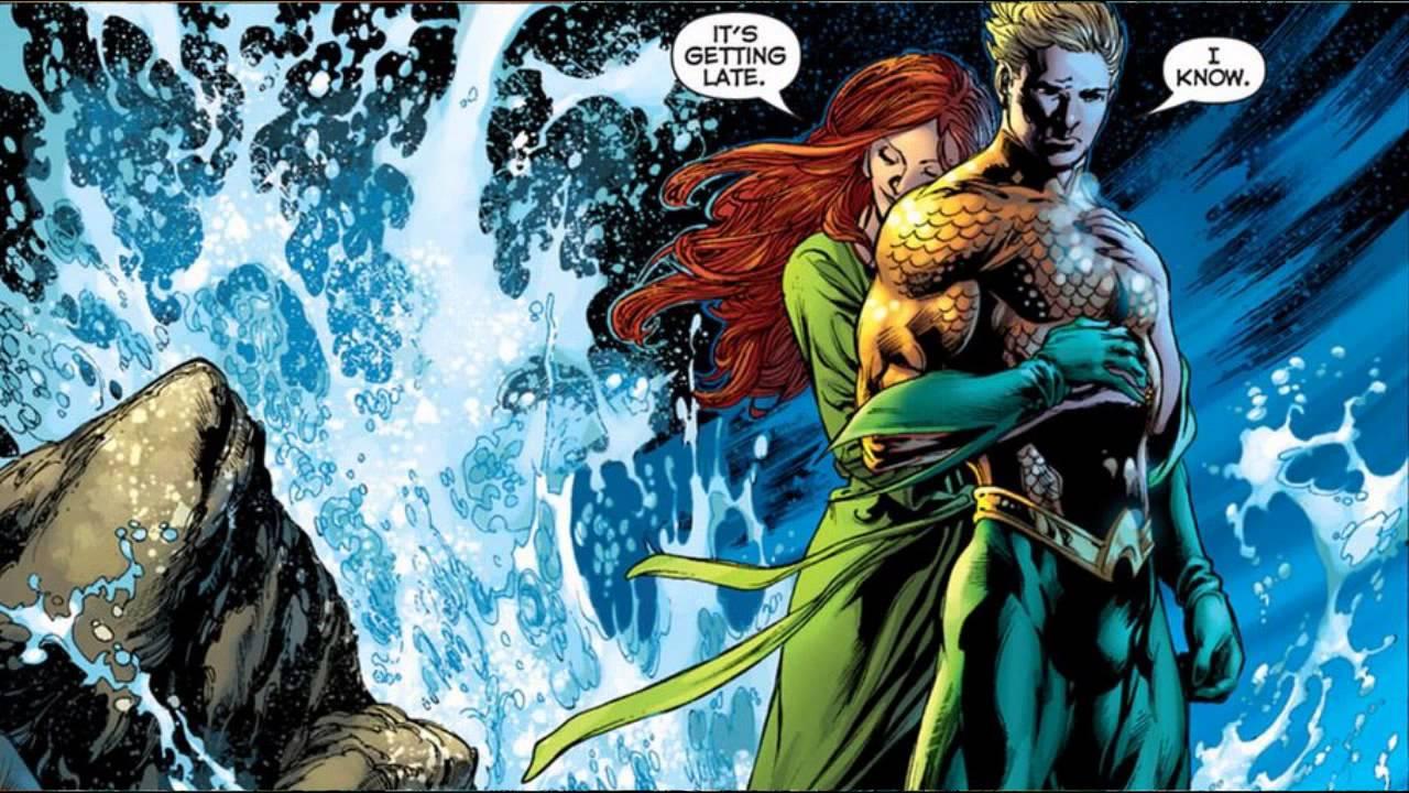 Justice League Throne Of Atlantis