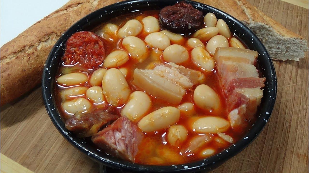 Fabada Asturiana Receta Histórica
