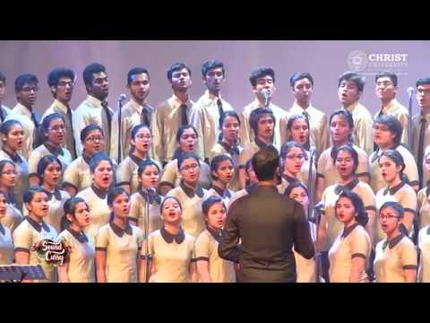Blessings- performed by The Christ University Choir