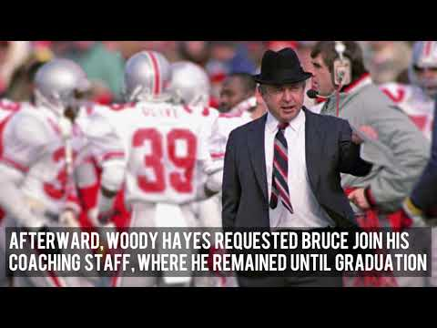 Former Ohio State football coach Earle Bruce dies