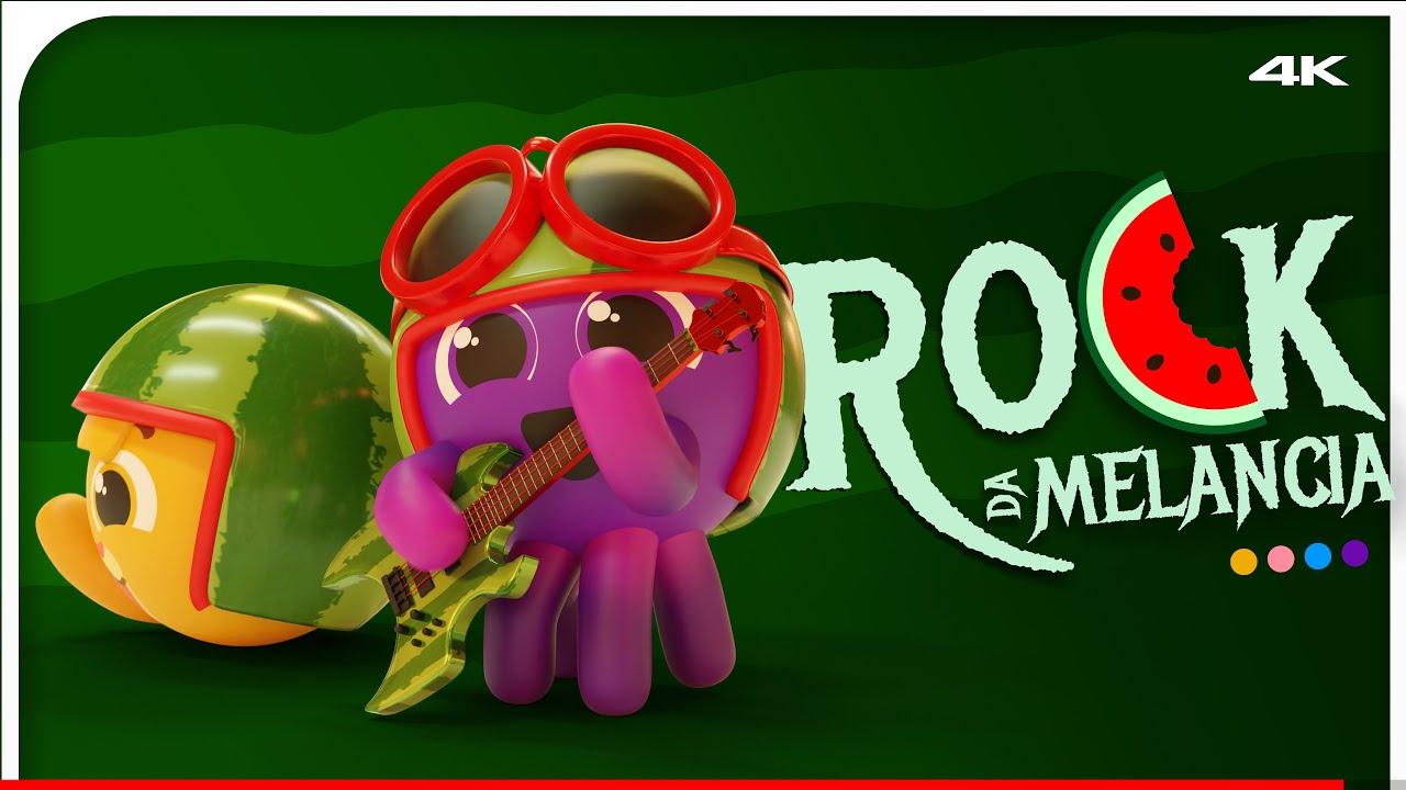 ROCK da MELANCIA | Bolofofos