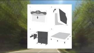 Bpm New Innovative Steel Box Spring (no Frame Required) - Full -