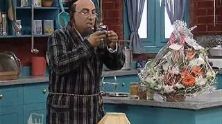 Comedy on Egyptian TV trying to imitate Jews