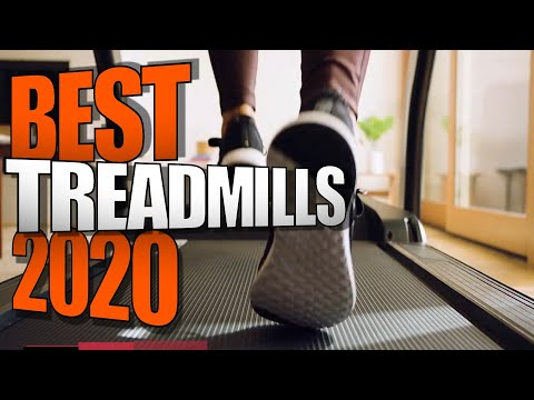 Best Treadmills For Home Use in 2020