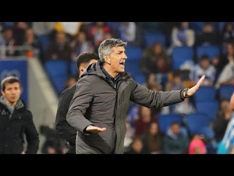 "PARIDA ONDORENGOA   Imanol: ""Une Gozoa"" Real Sociedad 3-0 Valencia 22022020"