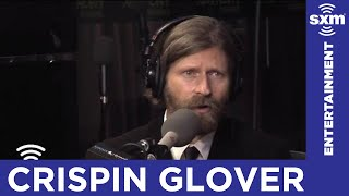 "Crispin Glover ""Zemeckis Got Really Mad At Me"" // SiriusXM // Opie & Anthony"