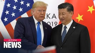 U.S., China reach phase one trade deal