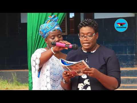 Abyna Ansaa Adjei launches book on Ghana
