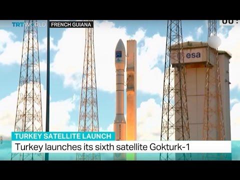 Turkey Satellite Launch: Turkey launches its sixth satellite Gokturk-1