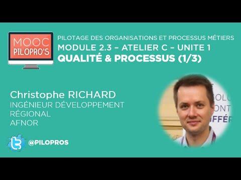 Qualité Et Approche Processus - Norme ISO 9001 (1/3)