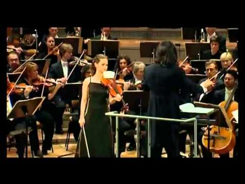 Hilary Hahn - Korngold - Violin Concerto in D major, Op 35