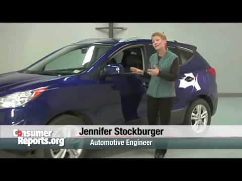 Hyundai Tucson Review | Consumer Reports