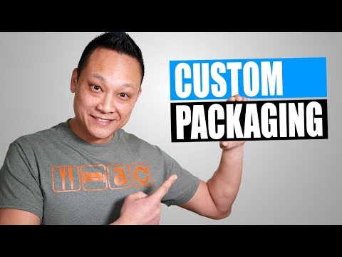 How to Create Custom Packaging for Amazon FBA Private Label Products