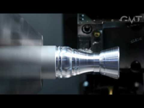 CNC Lathe - Turning a Chess Rook by Glacern Machine Tools