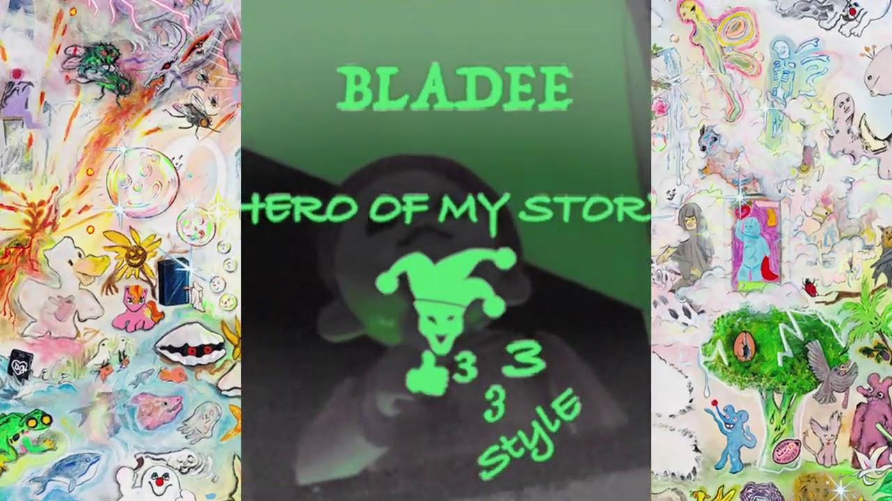 BLADEE (MEAN GIRLS) HERO OF MY STORY 3STYLE3 of #333 (Visual)