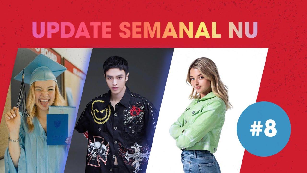 UPDATE SEMANAL NOW UNITED #8 - Joalin Em Reality Show, Sofya Formada e Mais!