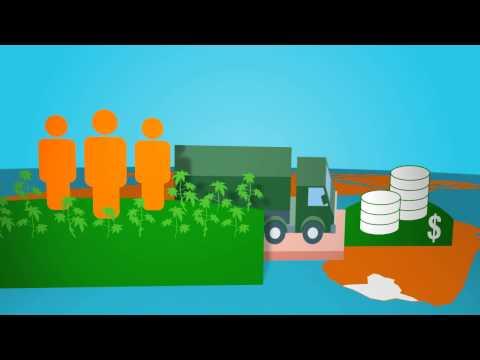 Huile végétale - Madagascar - 100 innovations pour un développement durable pour l'Afrique