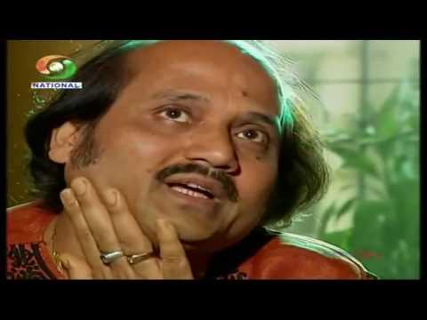 Pandit Ronu Majumdar playing Raga Parmeshwari (Tabla Ramdas Palsule)
