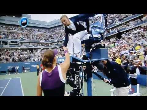 Stosur stuns Serena to win first Grand Slam title | US Open 2011