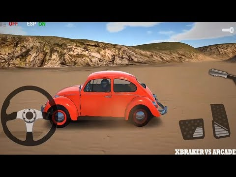 Ultimate Car Driving:Classics - Volkswagen Beetle Vehicle Simulator - Android GamePlay FHD