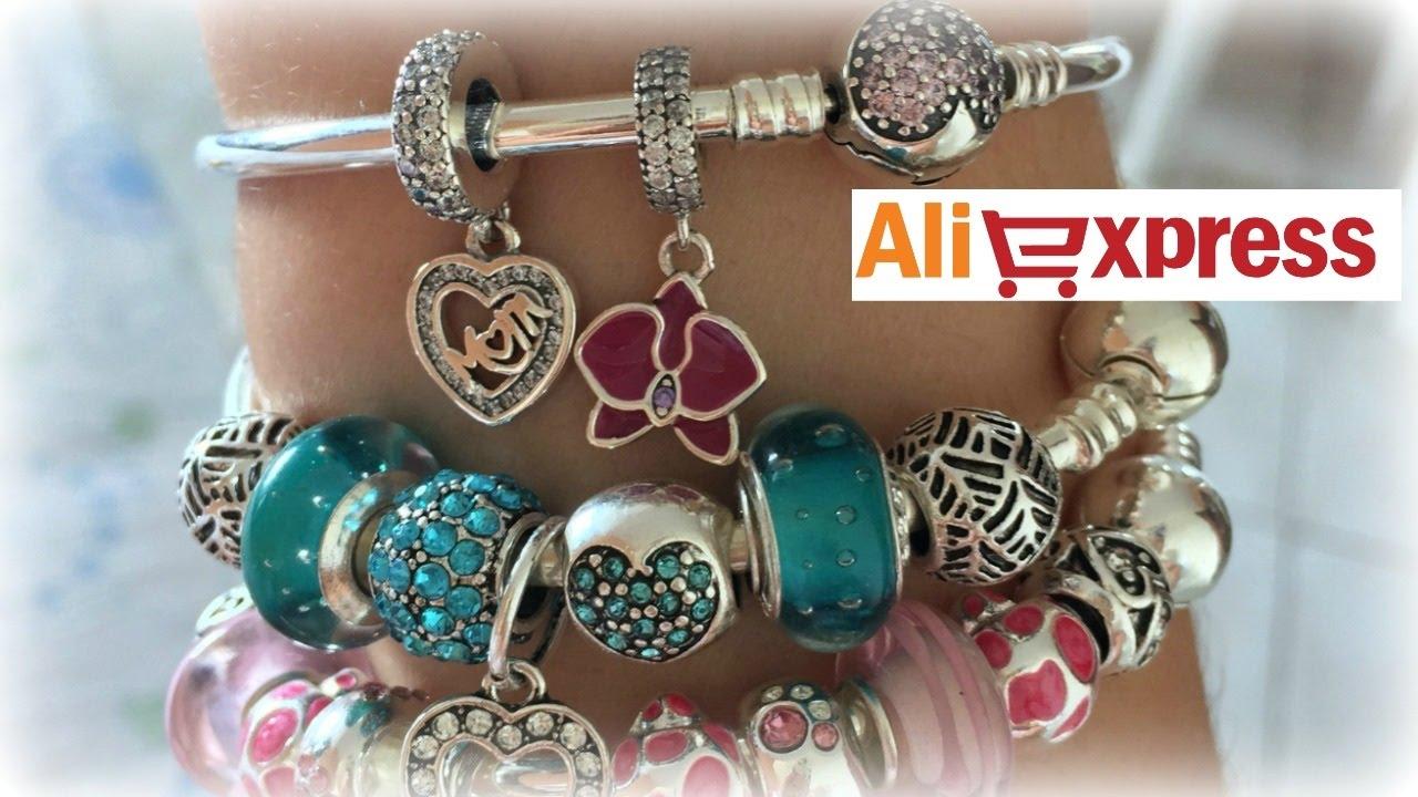 ffe6f1e5317 Compra no Aliexpress  Pulseira Pandora de Prata 925