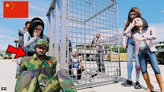 GTA 5 REAL LIFE MOD SS8 #18 SOLDIER SAYING GOODBYE TO FAMILY 😢