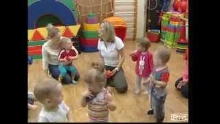 Фитнес-центр Excellent. Фитнес для детей.(Занятия для детей от 1 года до 2 лет в Фитнес-центре Excellent., 2013-07-24T08:34:19.000Z)