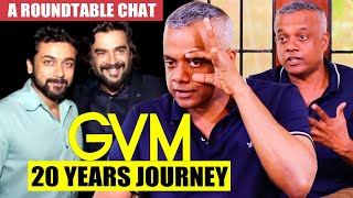 EXCLUSIVE:Narrated Dhruva Natchathiram to Rajini Sir - Gautham Vasudev Menon | GVM