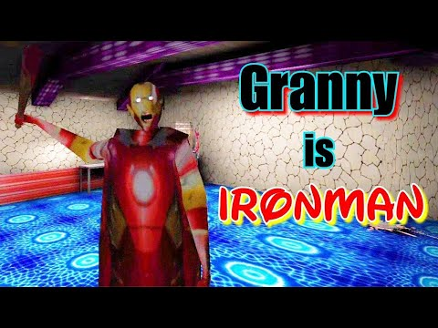 Granny Is Ironman Full Gameplay - Gaming Channel 78