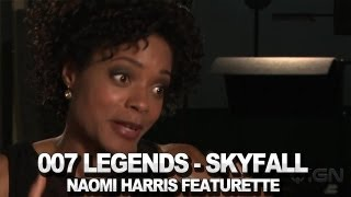 007 Legends - Skyfall's Naomi Harris