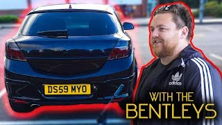 WRAPPING PHIL SKEGGS' CAR (HARRY MAIN'S SIDEKICK) 🚲 🚘 | With The Bentleys Ep.3 (Part 2)