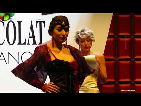 Salon du Chocolat Milano 2018 - Chocolate Fashion Show