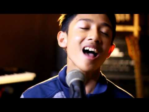 Shawn mendes - imagination cover by Alif wangsa the voicekids indonesia