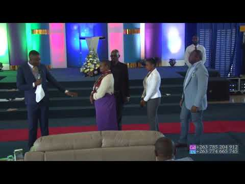 SHOCKING WOMAN WITH 19 BOYFRIENDS COMES TO CHURCH AND PROPHET EDD BRANSON SHOCKS HER.WATCH HERE